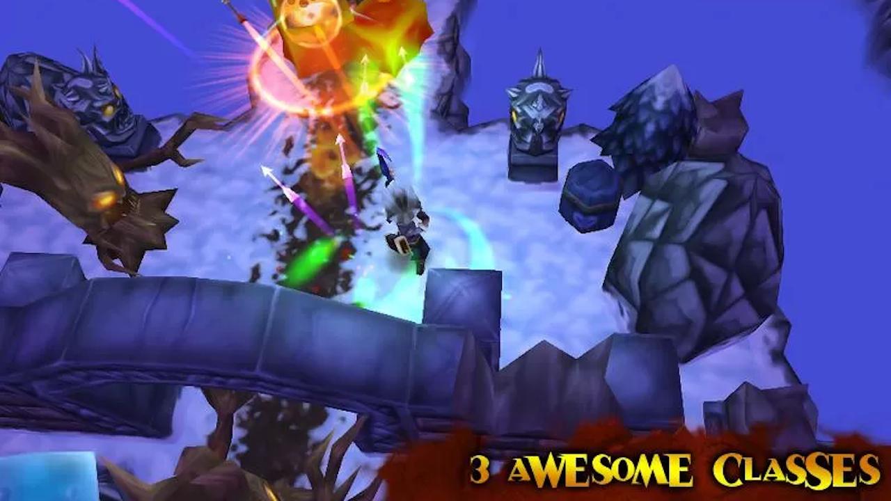 Screenshot of Pocket RPG