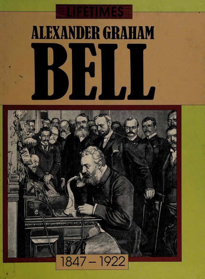 Alexander Graham Bell by Richard Tames