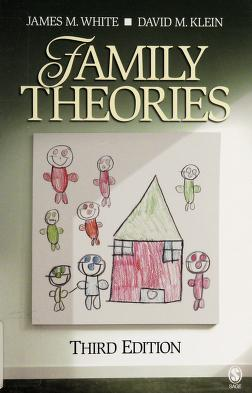 Cover of: Family theories | James M. White