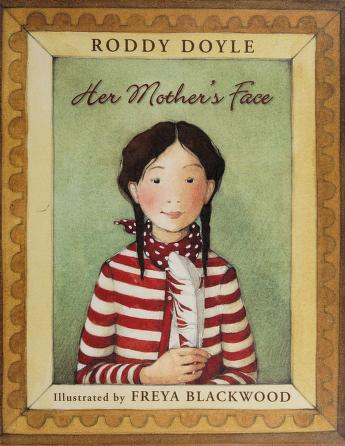 Cover of: Her mother's face | Roddy Doyle