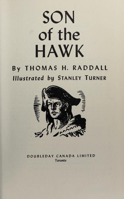 Son of the hawk by Thomas H. Raddall