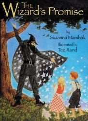Cover of: The wizard's promise | Suzanna Marshak